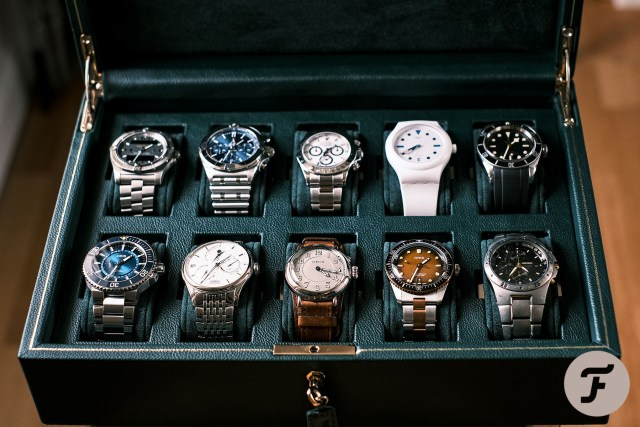 Wolf 1834 Watch Collection Box