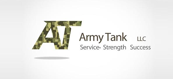 Military Logo Concept
