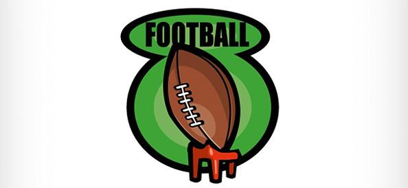 American Football Logo Design