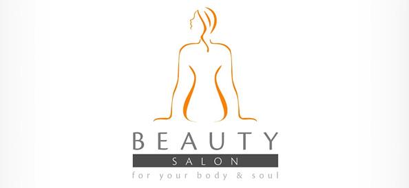Beauty Salon Free Vector Logo Template