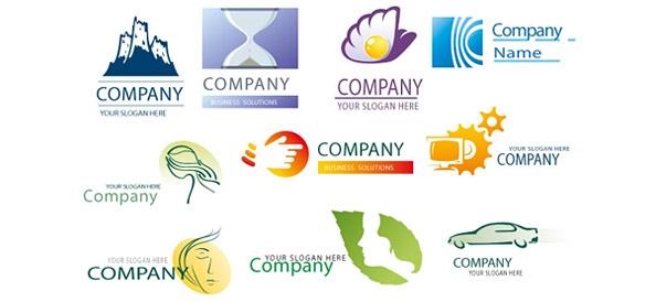Free Logo Template Set 11