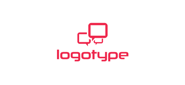 Free Communication Logo Template