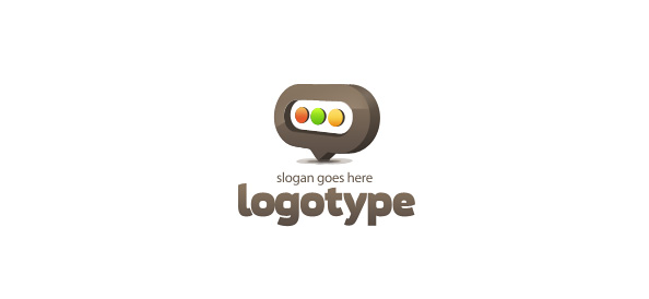 Blog Logo Design Template