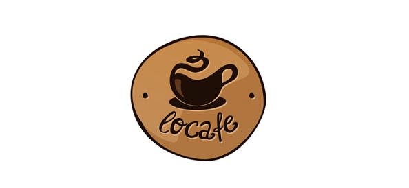 Cafe Logo Vector Template