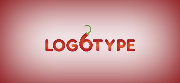 Pepper Logo Template