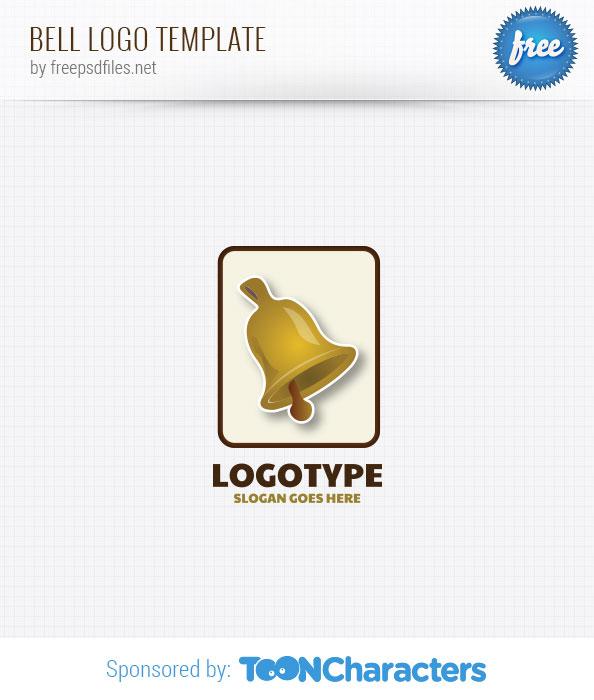 Bell Logo Design Template