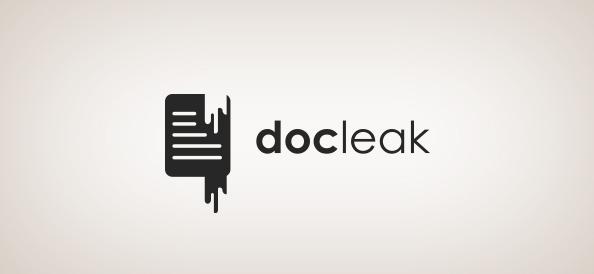 Docleak Logo Template