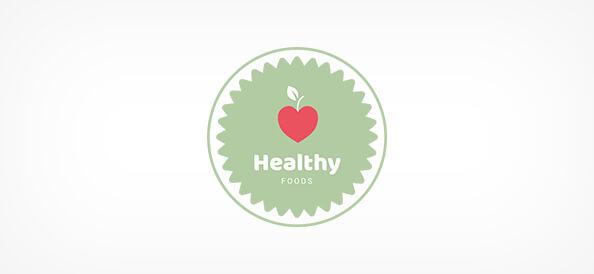 Free Bio Food Logo Design