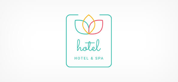 Free Hotel Logo Design Template