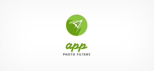 Free Mobile App Logo Template