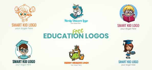 Free Education Logo Templates