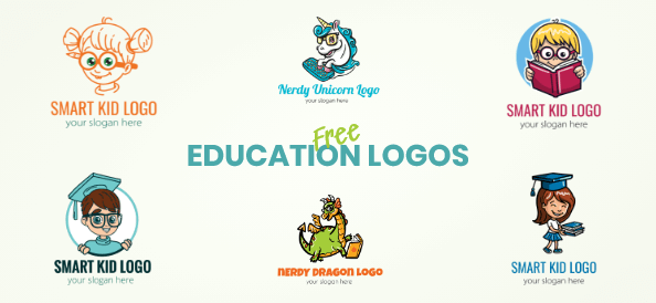 Free Education Logo Templates