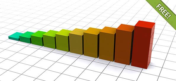 4 Free 3D Charts