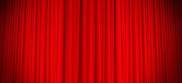 PSD Curtain Background