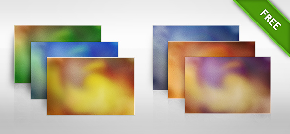 10 Free Blurred Backgrounds