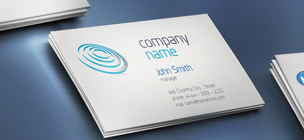 10 best free psd business cards business card templatel business card template wajeb Choice Image