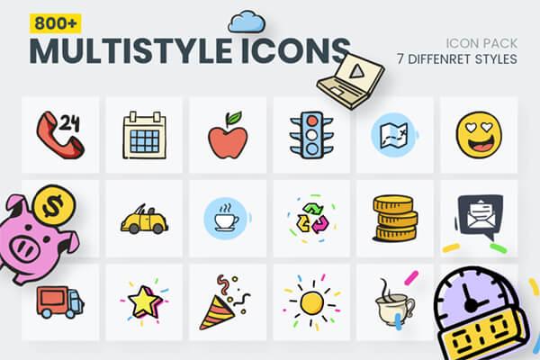 Ultimate Icons Bundle