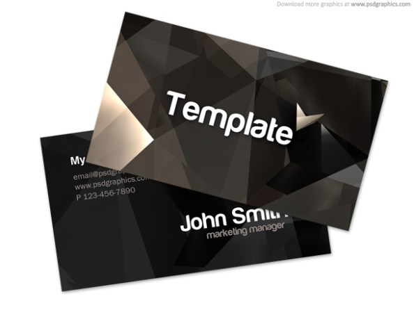 stylish-business-card