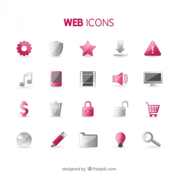 web-icons-collection