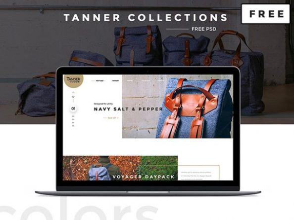 collections-psd-template