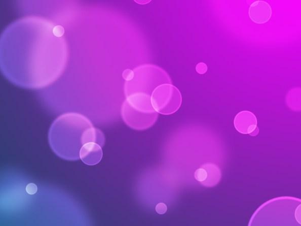 bokeh purple background
