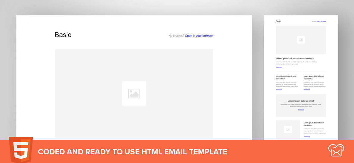 Free Email Templates for your Email Marketing Campaigns and