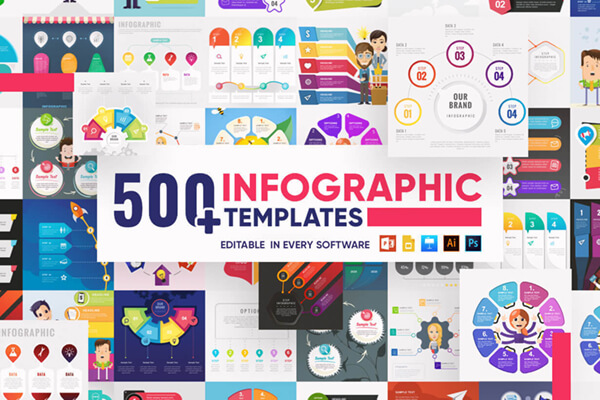 Ultimate Infographic Templates Collection