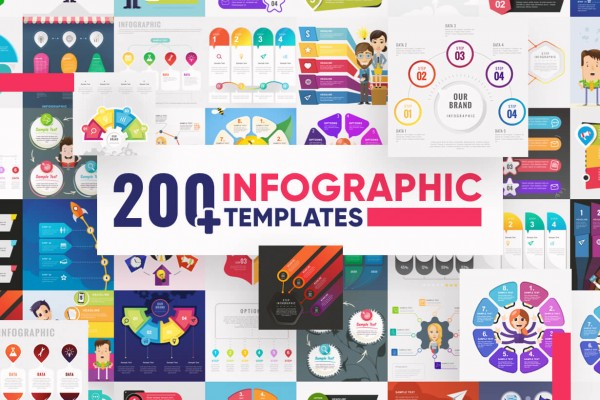 The Best Infographic Template Collection in 2019