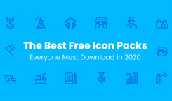 best-free-icon-packs-2020