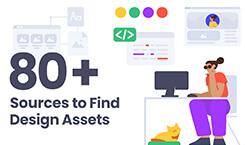 Top 80+ Sources To Find Design Resources and Assets-free-psd-files