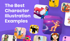 best-character-illustration-examples