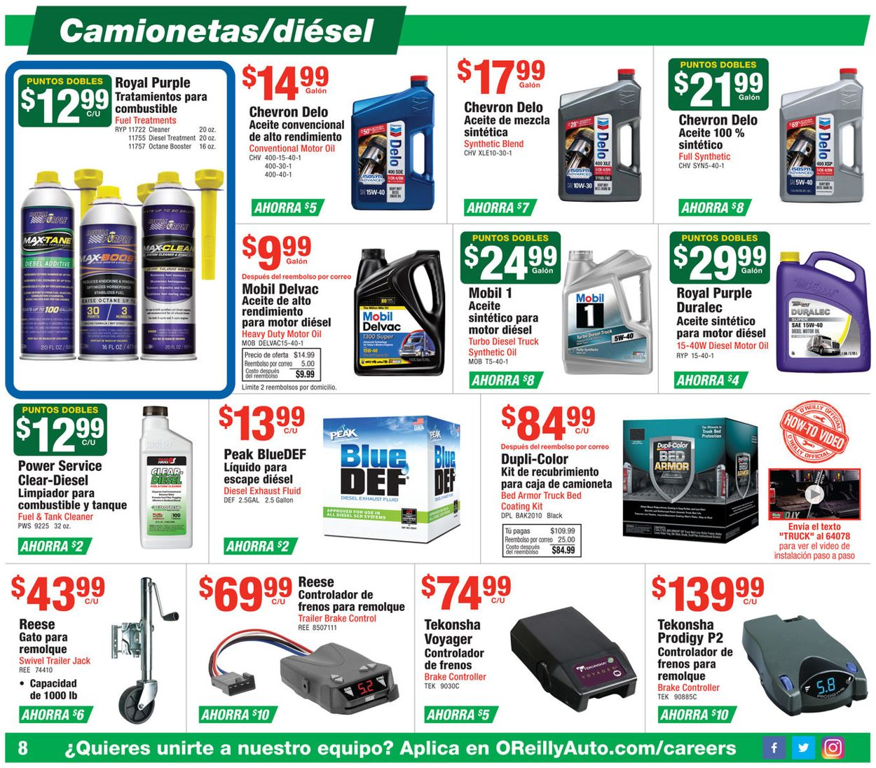 O'Reilly Auto Parts Current weekly ad 10/28 - 11/24/2020 ...