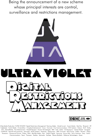 Reject UltraViolet DRM