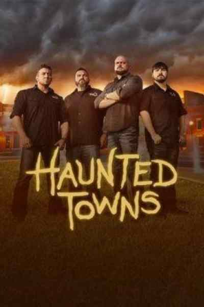 Chris Smith Haunted Towns