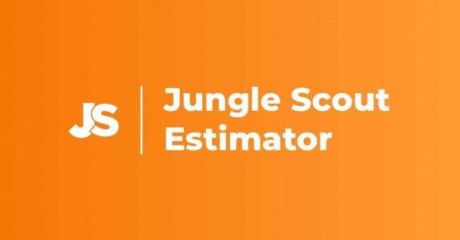 sales estimator jungle scout