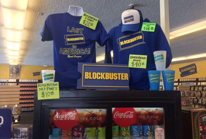You Can Buy Blockbuster Merch
