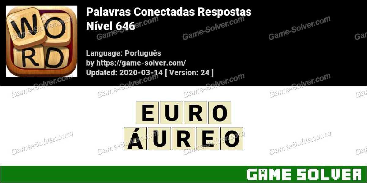 Palavras Conectadas Nivel 646 Respostas