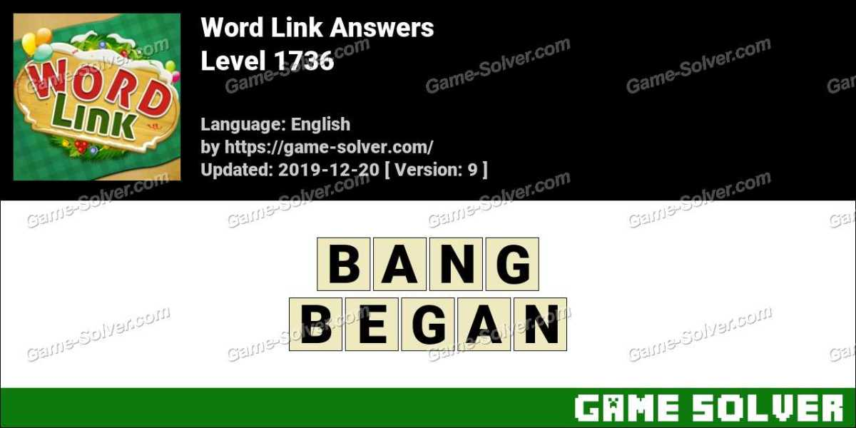 Word Link Level 1736 Answers