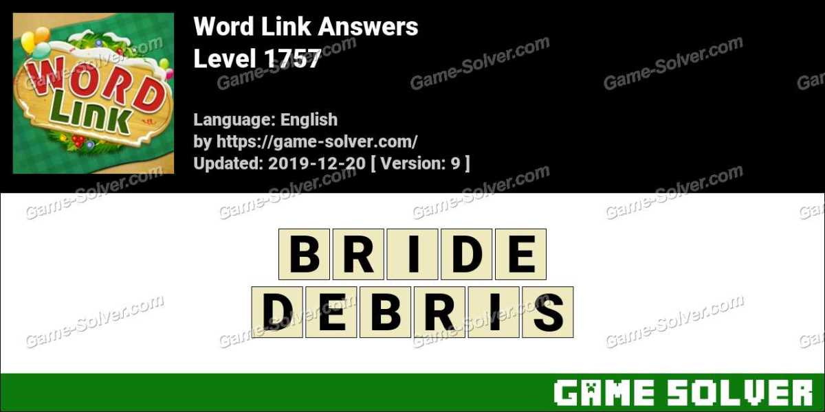 Word Link Level 1757 Answers