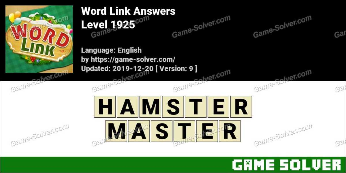 Word Link Level 1925 Answers