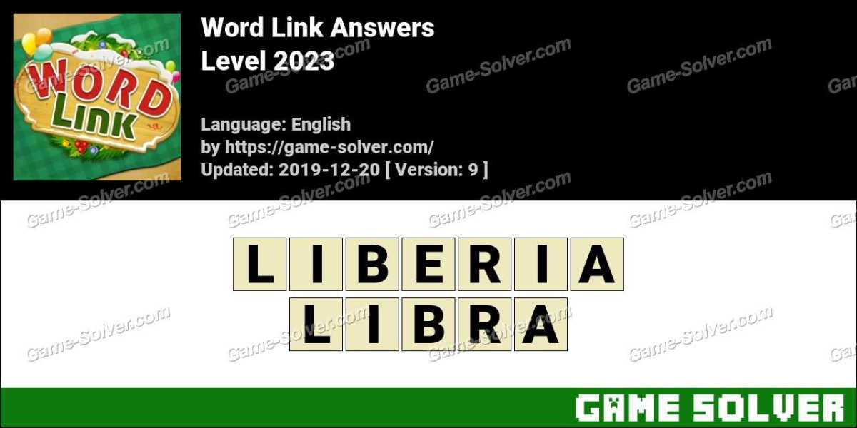 Word Link Level 2023 Answers
