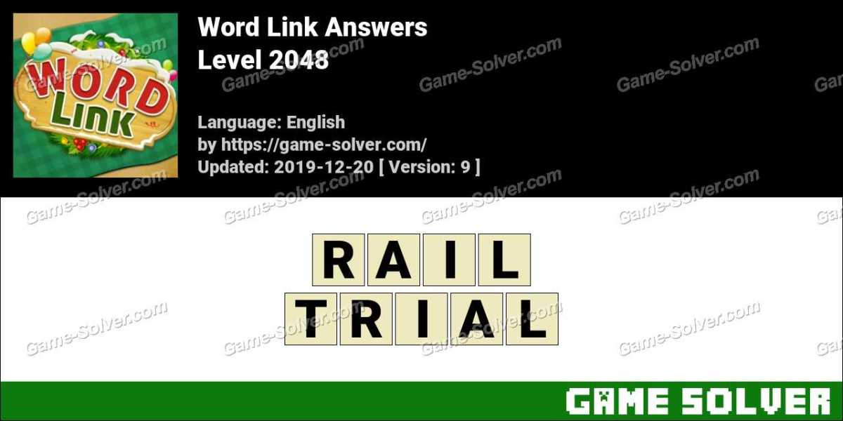 Word Link Level 2048 Answers