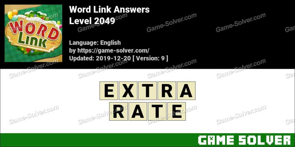 Word Link Level 2049 Answers
