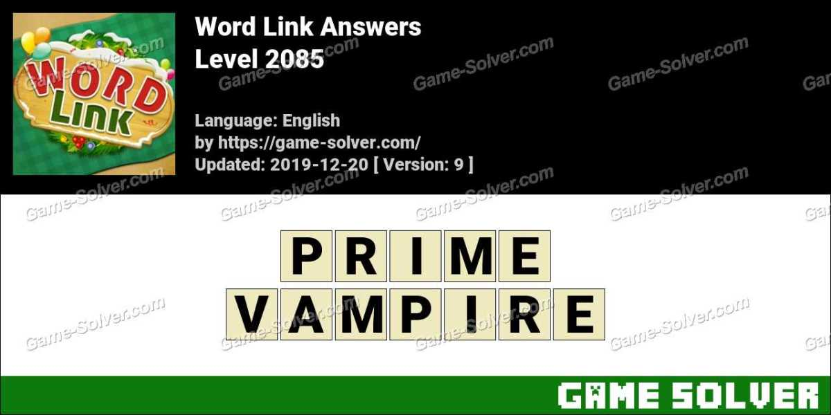 Word Link Level 2085 Answers
