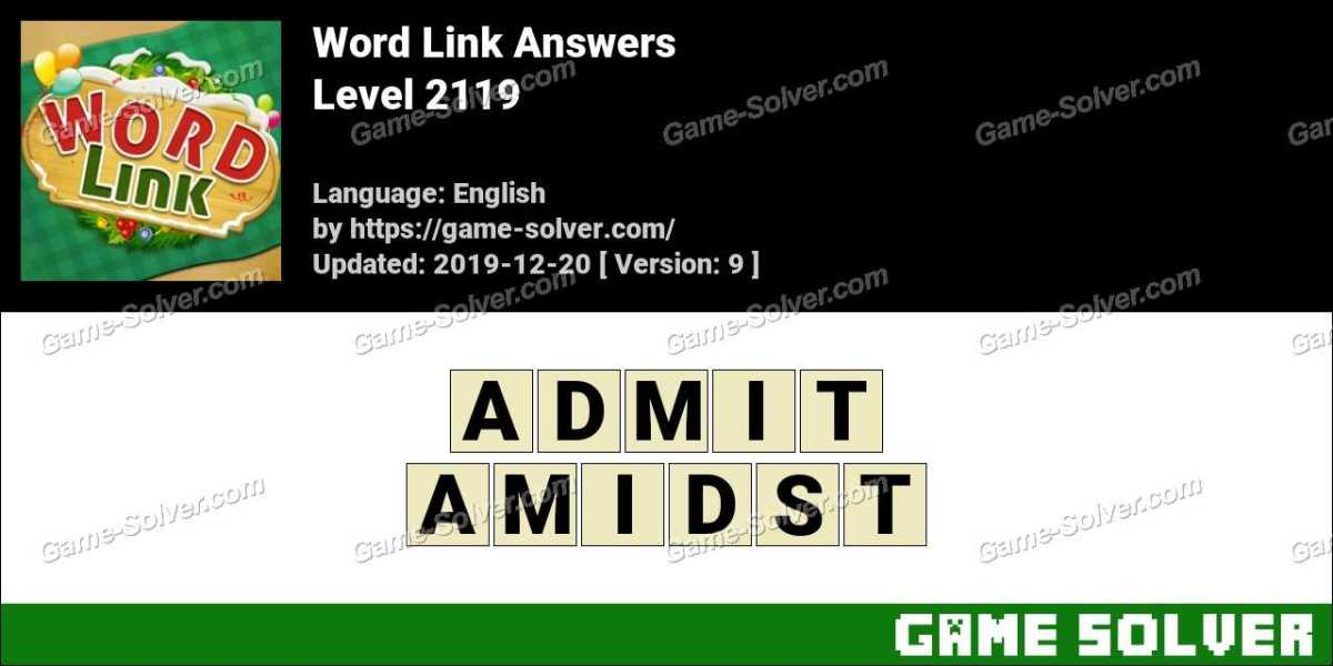 Word Link Level 2119 Answers