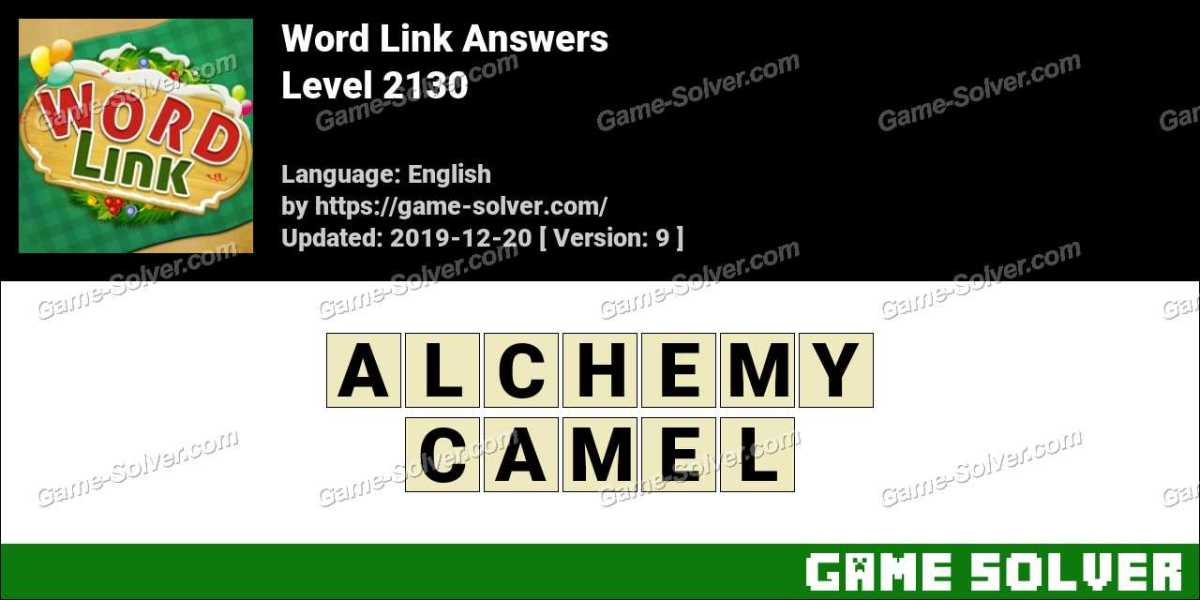 Word Link Level 2130 Answers