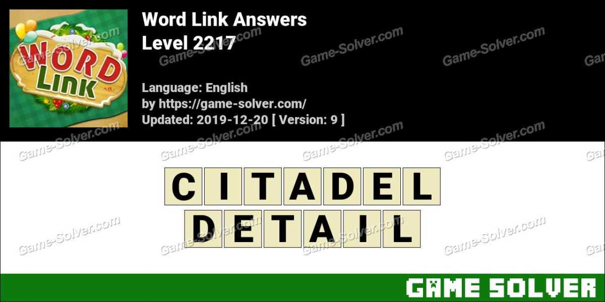 Word Link Level 2217 Answers
