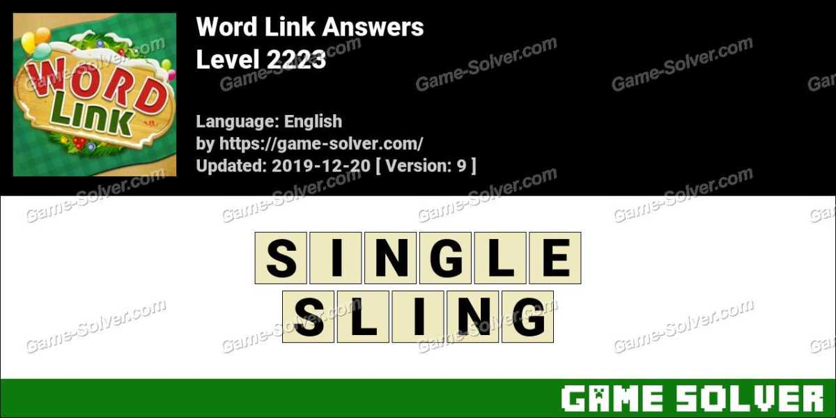 Word Link Level 2223 Answers