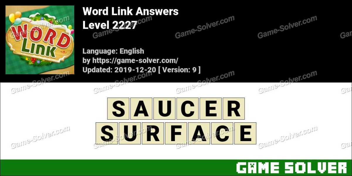 Word Link Level 2227 Answers