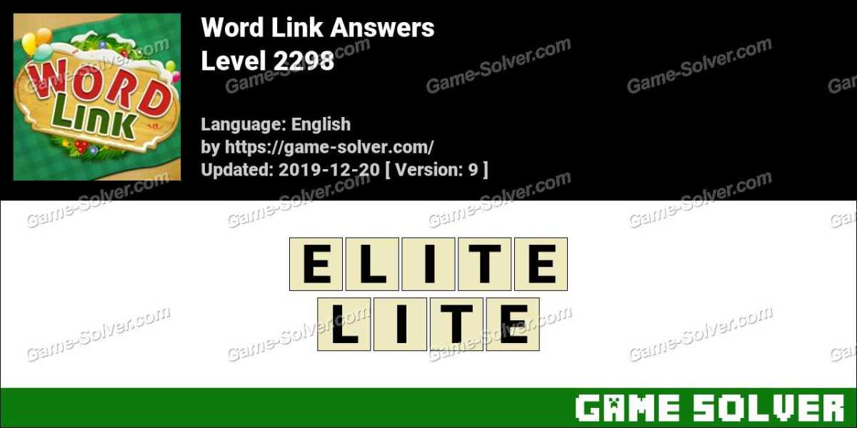 Word Link Level 2298 Answers